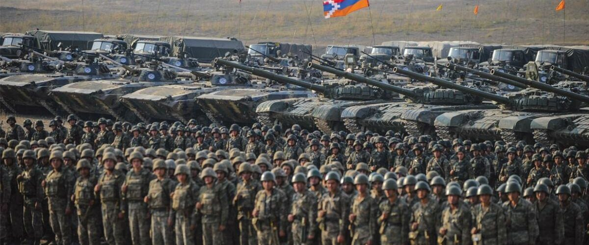Why The Russian Peacekeepers Can't Prevent The Attacks That Carries Out By Armenian Terrorist Groups?