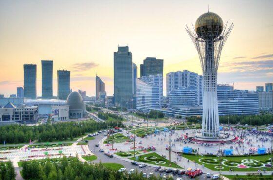 """SASAM BAŞKANI KARAKÖSE KAZAK BASININA """"KAZAKİSTAN BAŞKENT GÜNÜ"""" İLE İLGİLİ DEĞERLENDİRMEDE BULUNDU"""