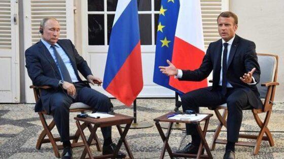FRANSA-RUSYA İLİŞKİLERİNDE NAVALNIY ÇATLAĞI